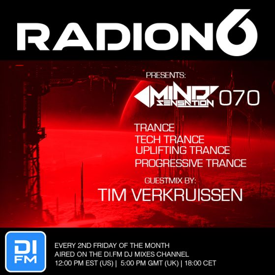 Radion6 - Mind Sensation 070