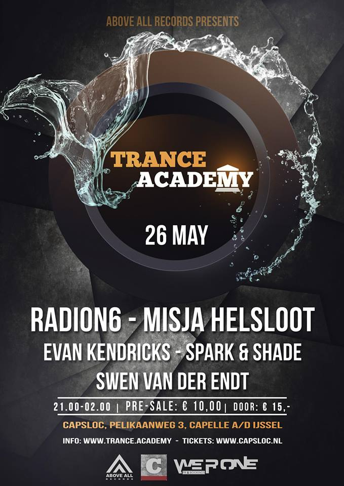 Radion6 - Trance Academy
