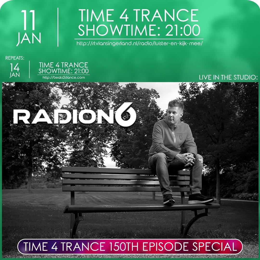 Radion6 - Time4Trance 150