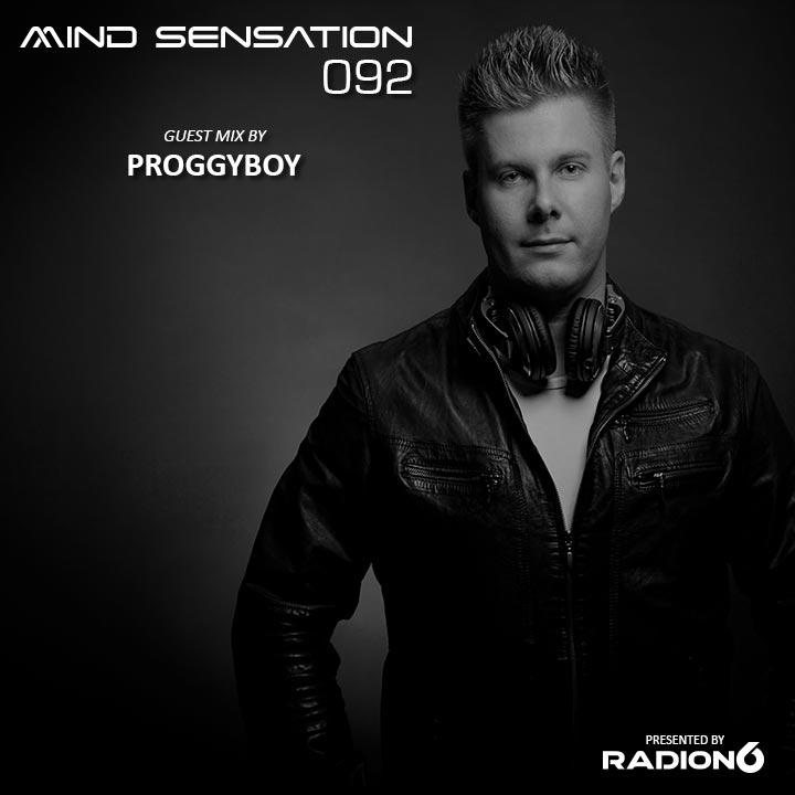 Radion6 - Mind Sensation 092